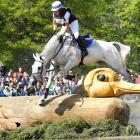 Personally, we like the idea of introducing a cross country element to the Run For The Roses, as seen here at the Rolex Kentucky Three Day Event at the appropriately-named Kentucky Horse Park.