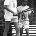 Nowitzki initially concentrated on tennis and handball (which his father played for Germany), but because of his height, he eventually turned his focus to basketball.