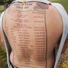 Fans and Their Sports Tattoos