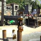 After successful LEGO game runs with Star Wars, Harry Potter, Batman and Indiana Jones, it was inevitable that we'd see the Pirates of the Caribbean. Disney's game allows you to play through the events of all four movies, including the recently released POTC: On Stranger Tides.  As with all LEGO games there's no dialogue, because everyone knows LEGOs can't talk! Each movie is broken into levels, which are set up with clever cut scenes that are kid-friendly and cute. In each level your goal is to collect coins and discover other hidden items as you fight through enemies and attempt to solve various puzzles. Gameplay allows you to change characters on the fly, though when you're not controlling a character the AI takes over, and often gets in your way.  The game looks great and is well enhanced by the official movie soundtrack and scattered audio effects from the films. You can play the game co-op split screen, but that option is only for local play and not online, which is very disappointing.   Score: 8 out of 10