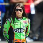 Danica Patrick nearly didn't make the 33-driver field in qualifying. She started 25th in her seventh Indy 500.