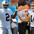As quarterback draft classes go, this one sets the bar impossibly high when it comes to unfulfilled expectations. Oakland's No. 1 overall pick, JaMarcus Russell, is the closest thing the league has ever seen to Ryan Leaf, going 7-18 as the Raiders' starter and being out of the league by 2010. Brady Quinn, taken 22nd overall by Cleveland is just 4-16 as a starter in his career, and has been the property of five teams. Second-rounder Kevin Kolb couldn't stay healthy and keep/win the starting job in Philadelphia, Arizona or Buffalo. John Beck was a second-round pick in Miami (40th overall), but had only brief and failed chances with the Dolphins and Redskins. The Lions took Drew Stanton in the second round (43rd) and he was a capable backup in Arizona, but the likes of Trent Edwards (third round, Buffalo), Troy Smith (fifth round, Ravens), Jordan Palmer (sixth round, Redskins) and Tyler Thigpen (seventh round, Vikings) never were able to change our impression of the failed 2007 quarterback class.
