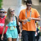 A 21-year-old former model, Meijer was the most talked about WAG of the Australian Open before boyfriend Bernard Tomic was ousted in the fourth-round by Roger Federer.