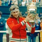 Nobody went on hot streaks like Borg, who won at least 29 straight on four occasions. His 1978 run included his third titles at the French Open and Wimbledon. He didn't drop a set in Paris.  Borg's streak nearly fell apart in the first round at Wimbledon. Unheralded American Victor Amaya had a two-sets-to-one lead, but the Swede ousted him in five.  After beating Jimmy Connors in the Wimbledon final, his run finally ended at the hands of Connors at the U.S. Open.