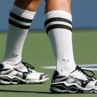 By the 2009 U.S. Open, Mattek-Sands' knee-high socks had become a calling card.
