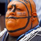 We hereby nominate this guy as the next commissioner of the NBA.
