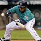 You may have expected a dead-cat bounce from Figgins, who had a career-worst season in his Mariners debut a year ago. Instead, he's gone into a death spiral, with a .190/.232/.256 line that puts him at the bottom of the industry in OPS. He's starting to lose playing time, and even with 2 1/2 years and more than $22 million left on his contract, the Mariners may be forced to do something even more dramatic with him. One potential solution: turn Figgins back into the supersub he was when he became a good player. He can still play four positions, plus fake centerfield and shortstop, and his speed makes him an asset off the bench.