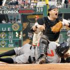 Home Plate Collisions