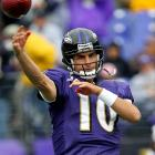Remember when Marc Bulger was a Pro Bowl quarterback? Well in the past two seasons he's played in nine games and thrown five touchdowns and six interceptions. In fact, he hasn't thrown more TDs than interceptions since 2006. With those numbers, he can't be asking for much on the market.