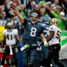 The Seattle QB has had better years after finishing this season with 12 TDs and 17 picks, but he did help the Seahawks to a surprise playoff run by beating the defending champ Saints with four touchdown passes. There are plenty of teams out there looking for a QB with Super Bowl experience.