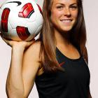A national-team newbie -- she earned her first cap last year -- O'Hara was a prolific scorer for U.S. youth squads and at Stanford, where she netted 26 goals and became the first Cardinal player to win the Hermann Trophy. Likes water on her cereal.