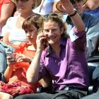 Celebrities at the French Open