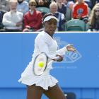 """I've had some tough injuries for sure but definitely I didn't think it would take me this long to be able to come back and to be ready,"" Venus said following her first-round win. ""I never anticipated that I would be sat at home just watching instead of out here. I never could have foreseen the amount of time I had to take off. There were some frustrating moments but I never let it get me down."""