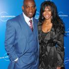 Deion and his wife, Pilar, make their home in Dallas, where Sanders counsels many young Cowboys about their decision-making. Shown here at the NBC Universal Experience at Rockefeller Center, Deion and Pilar have been married since 1999.