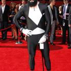 The Giants closer's natty spandex tux at the ESPY Awards in Los Angeles was easily the fashion statement of the year.