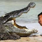 Not to be outdone by cyclists, MMA or Mexican wrestling, the Samutprakarn Crocodile Farm and Zoo on the outskirts of Bangkok offers wrasslin' matches between its toothy beasties and hapless human appetizers.