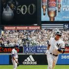 """Graduate student -- and Yankees season ticket holder -- Walter """"Sonny"""" Kowalczyk caught Rodriguez's 500th home run. After initially being unsure about what to do with the ball, Kowalczyk sold it in 2010 for $103,579."""