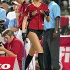Kate Upton at MLB's All-Star Celebrity Softball Game