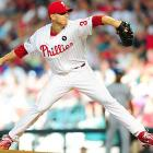 Phillies ace Roy Halladay (11-3, 2.45 ERA) earned the start for the National League and threw two perfect innings before giving way to teammate Cliff Lee.