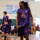 Faried, a rebounding machine from Morehead State, was the 22nd pick in the June draft.
