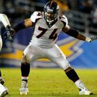 Denver wants to keep its young tackle combo intact.