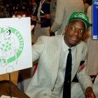 """Forty hours after the Boston Celtics drafted him No. 2 overall and fulfilled his """"greatest dream,"""" 22-year-old former Maryland All-America Len Bias died from cardiac arrest caused by a cocaine overdose."""