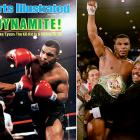 """Mike Tyson, 20, became the youngest heavyweight champion when he knocked out WBC titlist Trevor Berbick in the second round. """"Look at me, Tyson told reporters after his 26th knockout in 28 fights, all victories. """"I'm just a boy and I got the belt on my waist."""""""