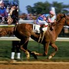 """""""If Jack Nicklaus can win the Masters at 46, I can win the Kentucky Derby at 54,"""" Willie Shoemaker said he was thinking before the 1986 Kentucky Derby. That he did, riding 17-1 long shot Ferdinand to a 21/2-length victory and becoming the oldest jockey in history to win the Run for the Roses."""