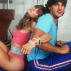 Carol Alt was on top of the modeling world when she met Ron Greschner, a defenseman on the New York Rangers. The couple wed in 1983 and were married for 13 years before divorcing. Alt has remained loyal to her hockey roots and is currently dating former Senator and Islander Alexei Yashin.