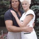 """Mark Gastineau, a key cog in the Jets' """"New York Sack Exchange"""" defense of the '80s, started dating Nielsen in early 1988 after her divorce from Sylvester Stallone. Midway through the '88 season,  the Jets linebacker announced that he was retiring to take care of Nielsen, whom he feared had uterine cancer. He later admitted the real reason for his retirement was out of fear that he'd fail another steroid test. The couple had a son, Killian, in 1989, but the relationship ended soon after."""