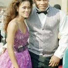 The rollercoaster relationship between Tyson and Givens began in early 1987. The two were married a year later and divorced within eight months.