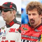 Boris Said and Greg Biffle were the latest NASCAR drivers to