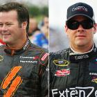 The Gordon-Conway feud goes far beyond the track. Conway went to race for Gordon's Robby Gordon Motorsports and then sued Gordon for a share of his Sprint Cup Rookie of the Year prize. Later, the two were also involved in a physical altercation in Las Vegas that ended with Conway filing a battery complaint against Gordon.