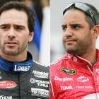 "Montoya is a known agitator, having created conflicts with several NASCAR drivers. The Johnson-Montoya conflict came to a head after the two bumped on the track at New Hampshire on July 17, sending Johnson into a late-race spin. After the race, Johnson read Montoya the riot act, saying, ""I don't think of the three times he's wrecked me it's been intentional, but he's out of mulligans, and I've had enough of, 'Oh, I'm sorry, and you're spun out.' It's happened way too often."""
