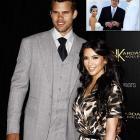 Kris Humphries became Kris Kardashian/Kate Middleton with his lavish $17 million wedding to Kim Kardashian. He also became the envy of Reggie Bush.