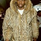 Athletes in Fur Coats