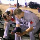 Scenes From Baseball's Final Night