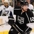 The Kings added firepower by signing the seven-time 20-plus goal-scorer to a two-year, $7 million deal with the hope that his familiarity with former Flyer teammate Mike Richards will help them create a potent new line. Gagne and Richards were key figures on the Philadelphia team that reached the Stanley Cup Final in 2010.