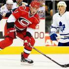 """After winning the Stanley Cup with the Bruins, the veteran blueliner, 33, grabbed a three-year deal with the 'Canes worth $12.75 million. """"Tomas  is one of the top puck-moving defensemen in the NHL and a power-play specialist,"""" said Hurricanes GM Jim Rutherford in a statement. The 'Canes hope that Kaberle regains his form after struggling at times in Boston: one goal and eight assists in 24 regular-season games after being traded by Toronto, and 11 assists in 25 playoff games despite a diminished role."""