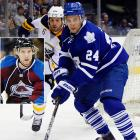 Needing a puck-moving backliner to key the power play after the departure of Tomas Kaberle to Boston last season, the Leafs swung a June trade with Colorado for seven-year veteran Liles, 30, who scored six goals and 46 points in 2010-11. (The Leafs gave up a 2012 second-round pick.)