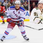 The big fish in the free agent pool was lured from Dallas to Broadway by a nine-year, $58.5 million contract and the chance to reunite with coach John Tortorella, with whom he won the Stanley Cup with Tampa Bay in 2004. Richards, 31, is a topflight playmaker and powerplay quarterback who is expected to jumpstart sniper Marian Gaborik on a high-octane first line.