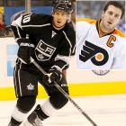 """One of the most shocking moves of the offseason was the June trade that sent the Flyers captain to the Kings for forwards Wayne Simmonds, Brayden Schenn and a 2012 second-round pick. Richards departed Philadelphia under a cloud of allegations about late-night partying affecting his play after signing a 12-year deal with Philadelphia in 2007, but the Kings are confident the two-time 30-goal scorer, who is plus-39 for his six-year NHL career, will juice their offense. """"We felt at this stage of the franchise it was time to make a significant move for an impact player,"""" Kings GM Dean Lombardi said in a statement. """"Mike Richards is not only one of the top players in the league, he's also universally recognized as one of the finer leaders in the game and one of its elite competitors. Additionally, given that he's only 26-years-old and he's on a long-term contract, he fits our plan now and for the long-term future."""""""