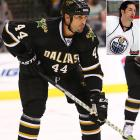"""Once one of the league's premier offensive defensemen, Souray, 35, spent a lost 2010-11 season in Hershey of the AHL before being placed on unconditional waivers by the Oilers. The Stars snapped him up with a one-year deal worth $1.65 million, their hope being that he can generate some scoring to help replace the departed Brad Richards and add some experience and physicality to their blueline mix. """"I feel great,"""" he told ESPN. """"I've had a tough couple of years as far as injuries, but it was nice to have a long summer this year and put the pieces back together. I feel better than I have in four or five years. I'm looking forward to starting the season healthy and ahead of the eight-ball."""""""