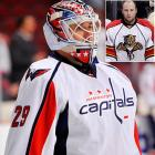 """Still seeking a Stanley Cup-caliber netminder, the Caps invested one year and $1.5 million in the 35-year-old veteran, who's spent the last four years of his 12-season NHL career laboring to make the woeful Florida Panthers respectable. Vokoun is expected to start while competing with youngsters Michal Neuvirth and Braden Holtby. """"We're always going to play who we think is the best,"""" coach Bruce Boudreau told the  Washington Post . """"But if you've got to give Vokoun the respect that he's coming in and he's going to be the number one guy. We'll see where it goes from there."""""""