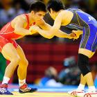 The son of undocumented Mexican immigrants, Cejudo made history in Beijing, becoming the youngest U.S. wrestler to win Olympic gold. He took nearly three years off before returning to the mat at a May charity event in Times Square. He's got a fairly open path to regaining his spot on the Olympic team in the 121-pound freestyle division. Without him, the U.S. failed to medal in the weight class at September's world championships but did place high enough to earn the U.S. an Olympic berth.