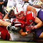 And Nebraska takes the rubber game. Quarterback Taylor Martinez passed for two touchdowns and ran for a third, leading the Huskers to a win in the teams' third meeting in 364 days. Washington's Chris Polk ran for 130 yards and Keith Price passed for 274 yards, but the Nebraska offense made up for an uncharacteristically poor showing from the Blackshirts.