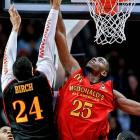 The Orange's experiment with five-star Brazilian freshman Fab Melo in the middle of their 2-3 zone didn't work out well last year, and star power forward Rick Jackson has moved on to the pros. The hope is that Christmas, a 6-9 big man from Philly (and originally St. Croix), can help fill the void, especially on defense.