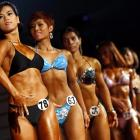 Clearly, they've been building some championship bodies over there in Bangkok, Thailand. And how about them swimsuits, eh?