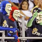 In Miami, a gaggle gathered to celebrate Guy Fawkes Day (the English approximation of Halloween) and watch some college pigskin. Fawkes, you may recall, tried to blow up the House of Parliament in the early 17th century. While their beloved Panthers did not exactly blow up Troy on Oct. 25, FIU came away with a 23-20 overtime victory that is now seen in some quarters as a great symbol of protest against tyranny.