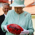 This just in: We're told that SI.com's Peter King has reported that the struggling Indianapolis Colts have made the queen mother an offer to replace Curtis Painter as their starting quarterback.